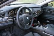 BMW 750Li внутри