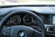 BMW 750Li руль и приборная панель