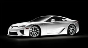 lexus electric supercar