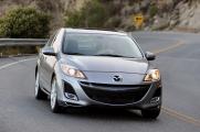 Mazda 3 2010 бок левый
