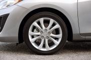 Mazda 3 2010 переднее колесо