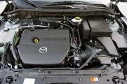 Mazda 3 2010 мотор