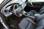 Mazda 3 2010 салон