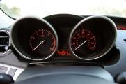 Mazda 3 2010 спидометр