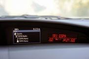 Mazda 3 2010 панель управления