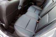 Mazda 3 2010 задние сиденья