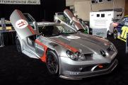 SLR 722 GT экстерьер