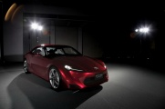 New Toyota FT 86 concept