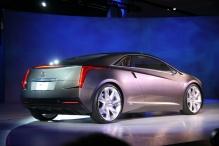 Автосалон в Детройте 2009 - Cadillac Converj