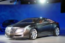 Детройт 2009 - Cadillac Converj