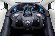 Nissan Land Glider Concept салон