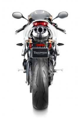 Объявлена стоимость Triumph Daytona 675R 2011 года выпуска