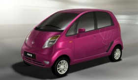 Tata Nano For Her Edition