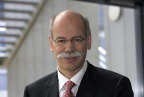 Исполнительный директор Daimler Дитер Цетше (Dieter Zetsche)