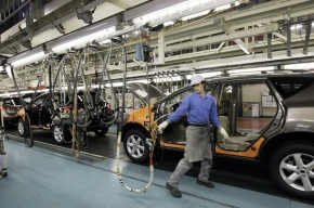 Nissan Kyushu plant