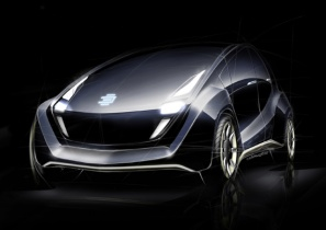EDAG Light Car front