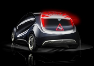 EDAG Light Car back