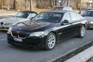 BMW B7 2009