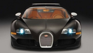 Bugatti Veyron Noir