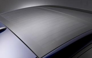 Prius Solar Sunroof