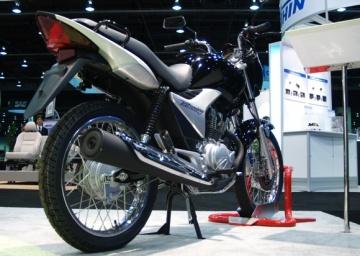 Honda titan sae 580