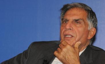 Ratan Tata Sajjad Hussain getty AFP
