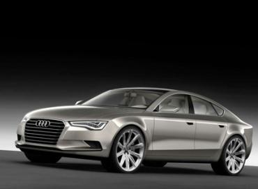Концепт Audi A7 sportback