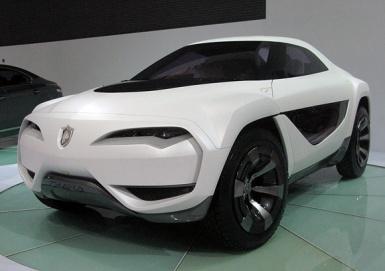 Chang'An E301 Concept