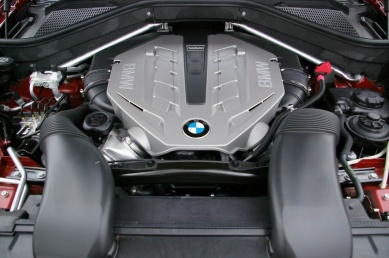 Двигатель BMW X6