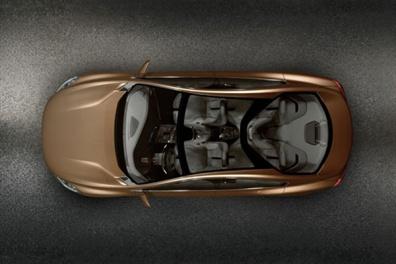 Крыша Volvo S60