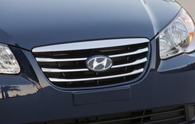 Hyundai front