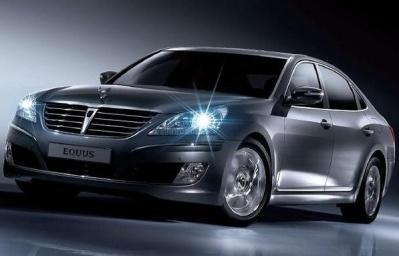 Hyundai Equus 2010