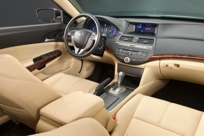 Honda Accord Crosstour interior