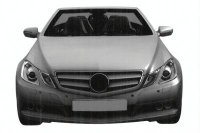 Mercedes-Benz E-Class Cabrio