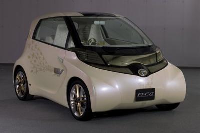 Toyota FT-EV II Concept