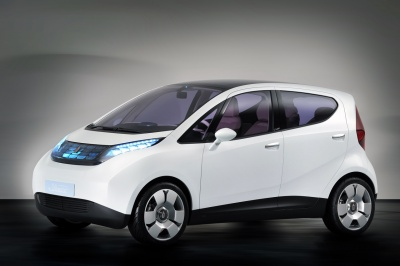 Pininfarina Bluecar electric concept