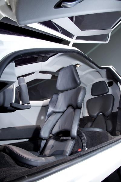 BMW Simple concept interior