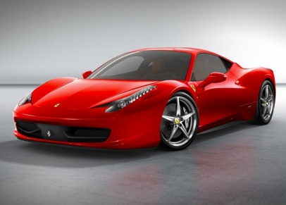 Ferrarif 430 Italia lead