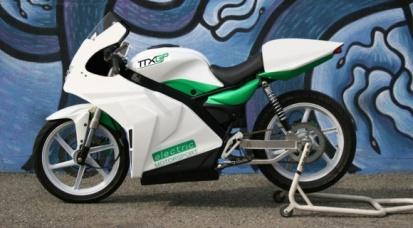 Electric Motorsport GPR-S TTXGP bike