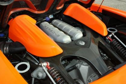 Porsche Carrera GT Koenigseder engine