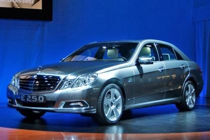 Mercedes Blue concept