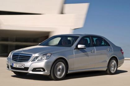 Mercedes E class new