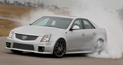 2009 Cadillac CTS-V ZR1