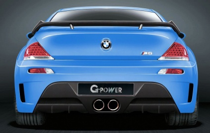 G Power BMW M6 Hurricane CS
