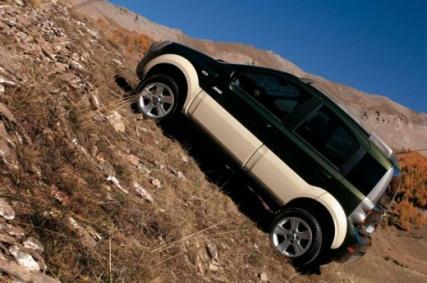 2011 Jeep Phoenix