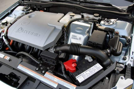 Ford Fusion Hybrid engine