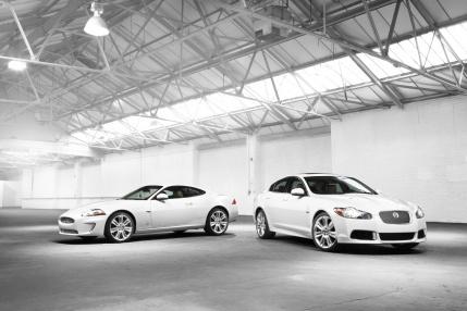 Jaguar XFR и Jaguar XKR