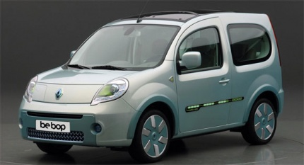 Kangoo be bop Zero Emission