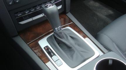 Mercedes E-Class Coupe ручка переключения передач