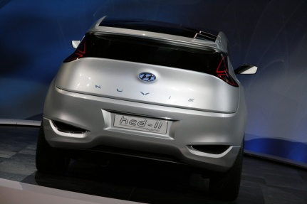 Hyundai Nivus concept